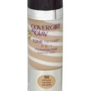 Covergirl and Olay Tone Rehab Foundation